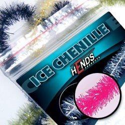 ICE CHENILLE - RŮŽOVÁ FLUO