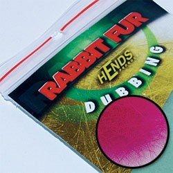 RABBIT FUR DUBBING - PURPLE FLUO