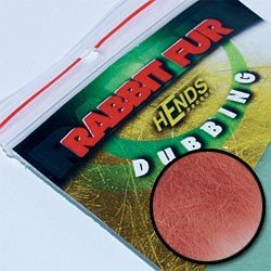 RABBIT FUR DUBBING - DK. PINK