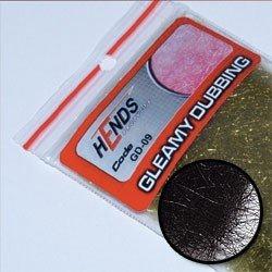 GLEAMY DUBBING - BLACK