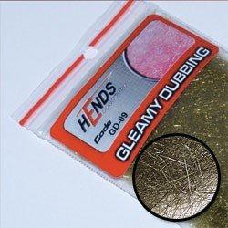 GLEAMY DUBBING - DK. COACHMAN BROWN