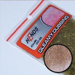 GLEAMY DUBBING - BROWN BEIGE
