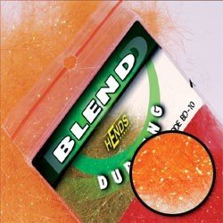 BLEND DUBBING - HOT ORANGE