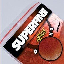 SUPERFINE DUBBING - ORANŽOVO-HNĚDÁ