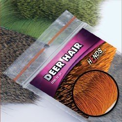 DEER HAIR - FLUO ORANGE
