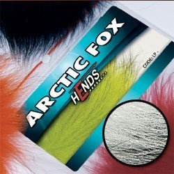 ARTIC FOX - PL01 - BÍLOŠEDÁ