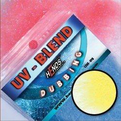 UV-BLEND DUBBING - CITRONOVĚ ŽLUTÁ