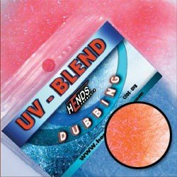 UV-BLEND DUBBING - ORANGE