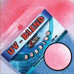 UV-BLEND DUBBING - RŮŽOVÁ
