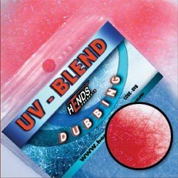 UV-BLEND DUBBING - RED