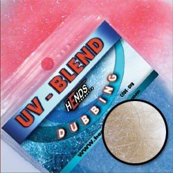 UV-BLEND DUBBING - MARCH BROWN