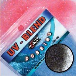 UV-BLEND DUBBING - BLACK