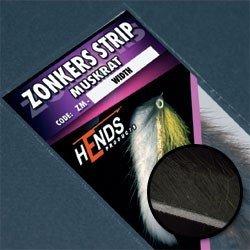 ZONKERS STRIP MUSKRAT - BLACK