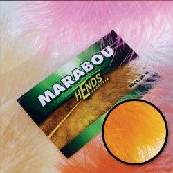 MARABOU - HOT ORANGE FLUO