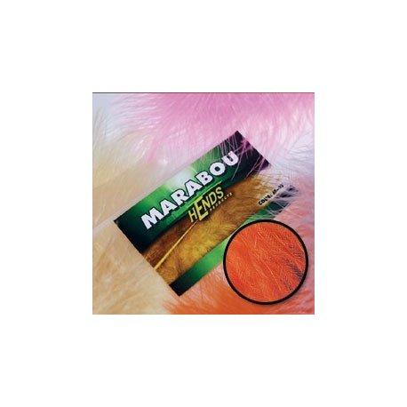MARABOU - RED ORANGE