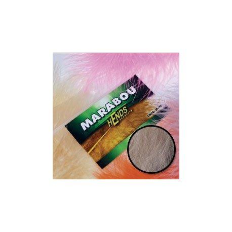MARABOU - BROWN BEIGE
