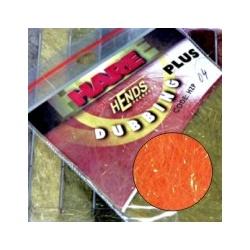 HARE DUBBING PLUS HZP24 - fluo oranžový