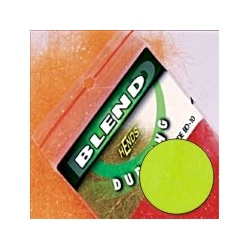 BLEND DUBBING - FLUO YELLOW