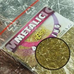 METALIC DUBBING - GOLD