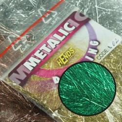 METALIC DUBBING - GREEN