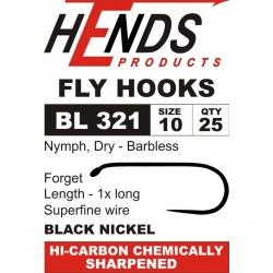 Hends BL 321 - barbless